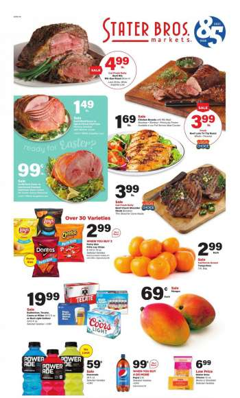 Stater Bros. Flyer - 03.24.2021 - 03.30.2021.