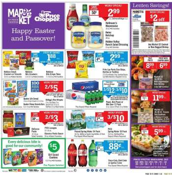 Price Chopper Flyer - 03.28.2021 - 04.03.2021.