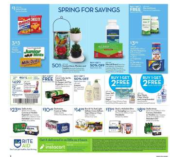 RITE AID Flyer - 04.04.2021 - 04.10.2021.
