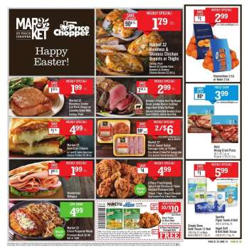 Price Chopper Flyer - 04.04.2021 - 04.10.2021.