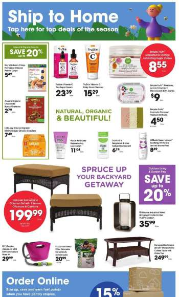 King Soopers Flyer - 04.07.2021 - 04.13.2021.