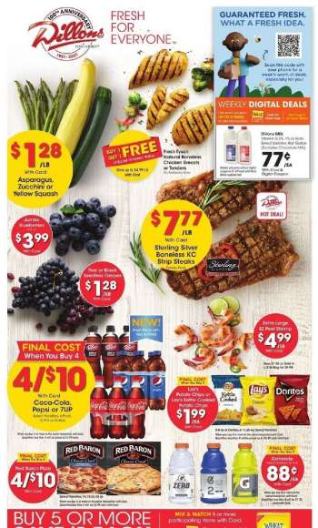 Dillons Flyer - 04.07.2021 - 04.13.2021.