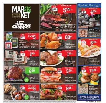 Price Chopper Flyer - 04.11.2021 - 04.17.2021.