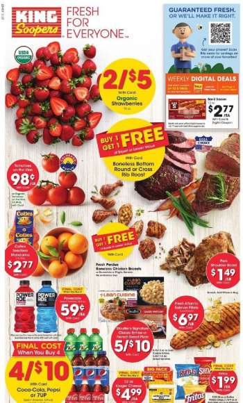 King Soopers Flyer - 04.14.2021 - 04.20.2021.