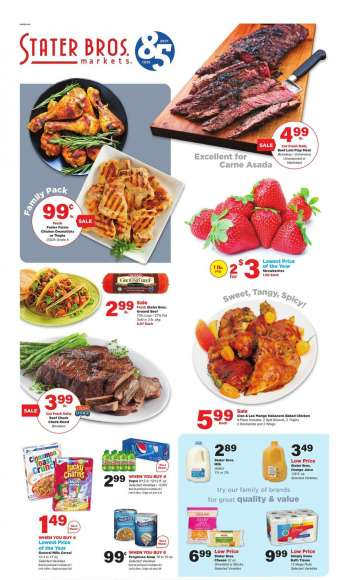 Stater Bros. Flyer - 04.14.2021 - 04.20.2021.