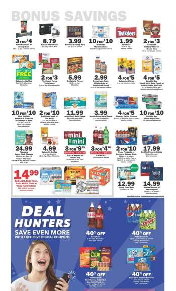 Schnucks Flyer - 04.14.2021 - 04.20.2021.