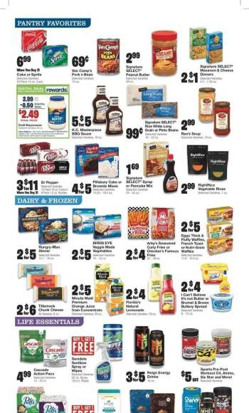 United Supermarkets Flyer - 04.14.2021 - 04.20.2021.