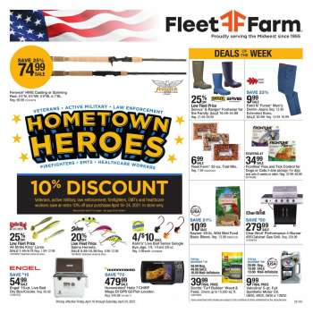 Fleet Farm Ad