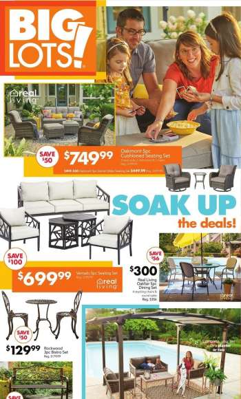 Big Lots Flyer - 04.17.2021 - 04.24.2021.