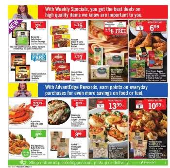 Price Chopper Flyer - 04.18.2021 - 04.24.2021.