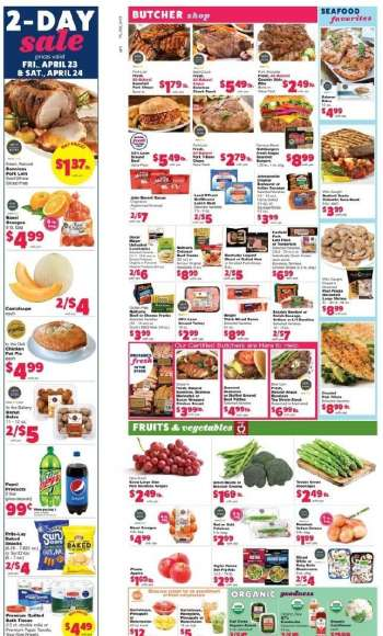 Family Fare Flyer - 04.18.2021 - 04.24.2021.