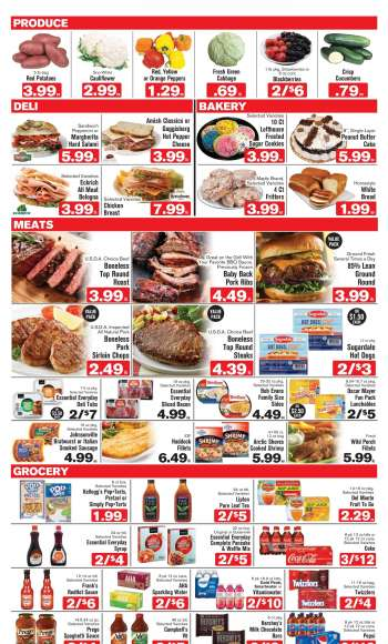 Shop 'n Save Express Flyer - 04.17.2021 - 04.23.2021.
