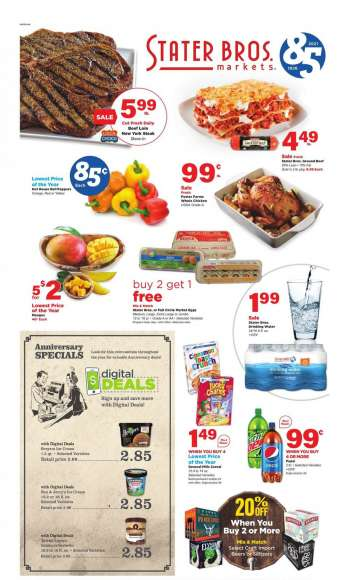 Stater Bros. Flyer - 04.21.2021 - 04.27.2021.