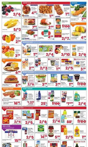Giant Eagle Flyer - 04.22.2021 - 04.28.2021.