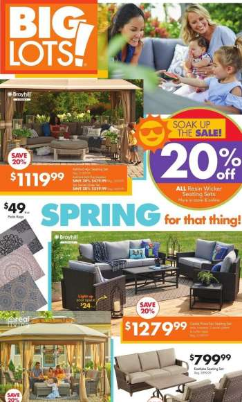 Big Lots Flyer - 04.24.2021 - 05.01.2021.