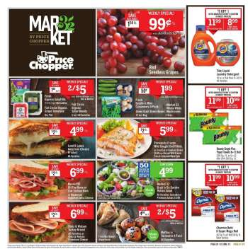 Price Chopper Flyer - 04.25.2021 - 05.01.2021.