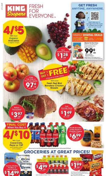 King Soopers Flyer - 04.28.2021 - 05.04.2021.