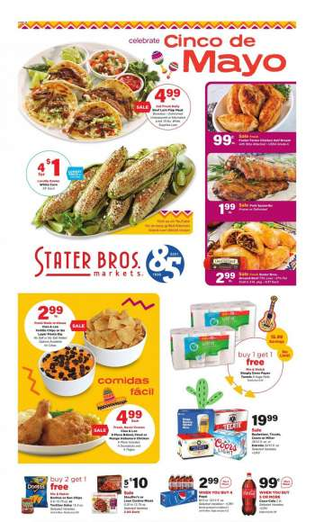 Stater Bros. Flyer - 04.28.2021 - 05.04.2021.
