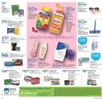 RITE AID Flyer - 05.02.2021 - 05.08.2021.