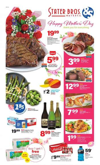 Stater Bros. Flyer - 05.05.2021 - 05.11.2021.