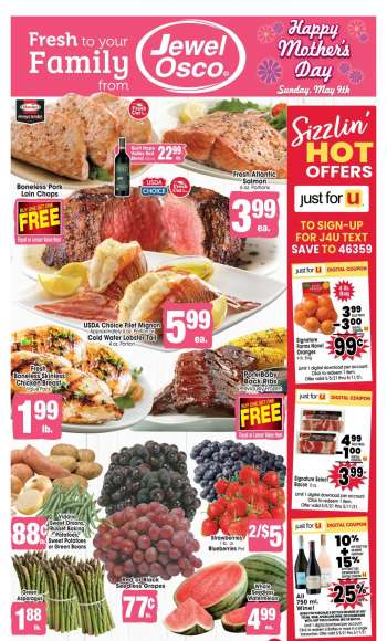 Jewel Osco Flyer - 05.05.2021 - 05.11.2021.
