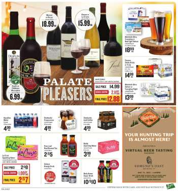 Lowes Foods Flyer - 05.05.2021 - 05.11.2021.