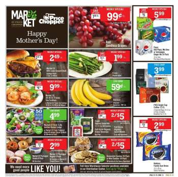 Price Chopper Flyer - 05.09.2021 - 05.15.2021.