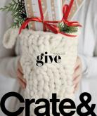 Crate & Barrel Flyer - 12.01.2017 - 12.31.2017.