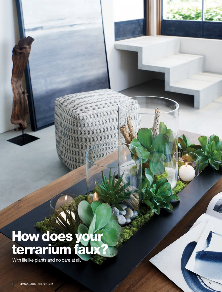 Crate & Barrel Flyer - 02.01.2018 - 02.28.2018 - Sales products - crate. Page 8.