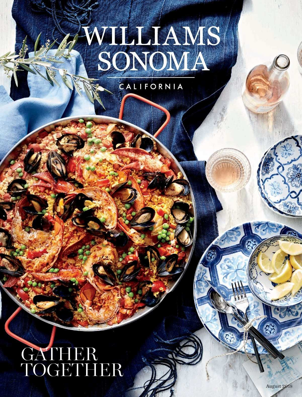 Current ad Williams-Sonoma