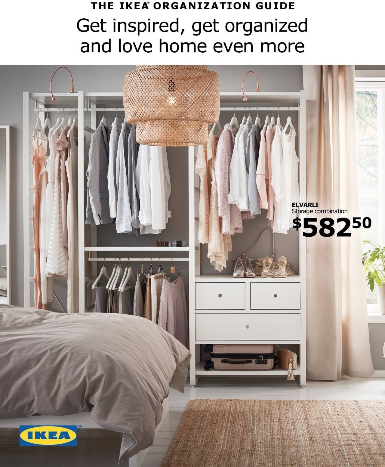 IKEA Flyer - Sales products - storage. Page 1.