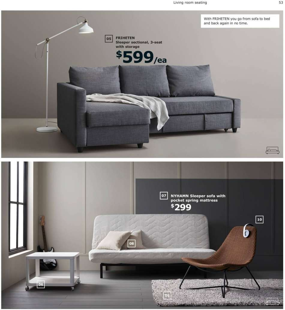 Terrific Ikea Flyer 08 01 2018 07 31 2019 Weekly Ads Us Unemploymentrelief Wooden Chair Designs For Living Room Unemploymentrelieforg