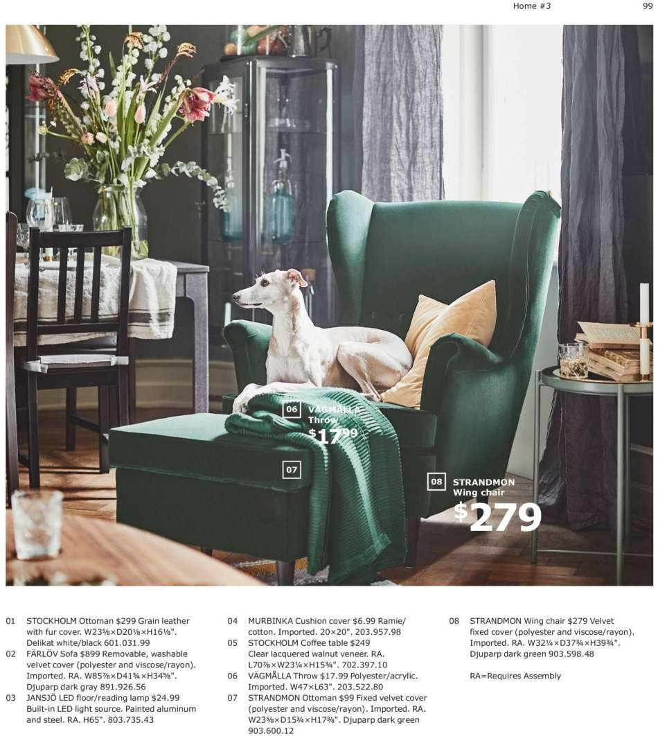 Swell Ikea Flyer 08 01 2018 07 31 2019 Weekly Ads Us Theyellowbook Wood Chair Design Ideas Theyellowbookinfo