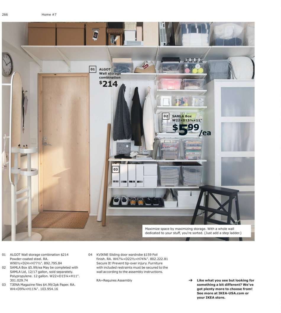 IKEA flyer 08 01 2018 - 07 31 2019 | Weekly-ads us