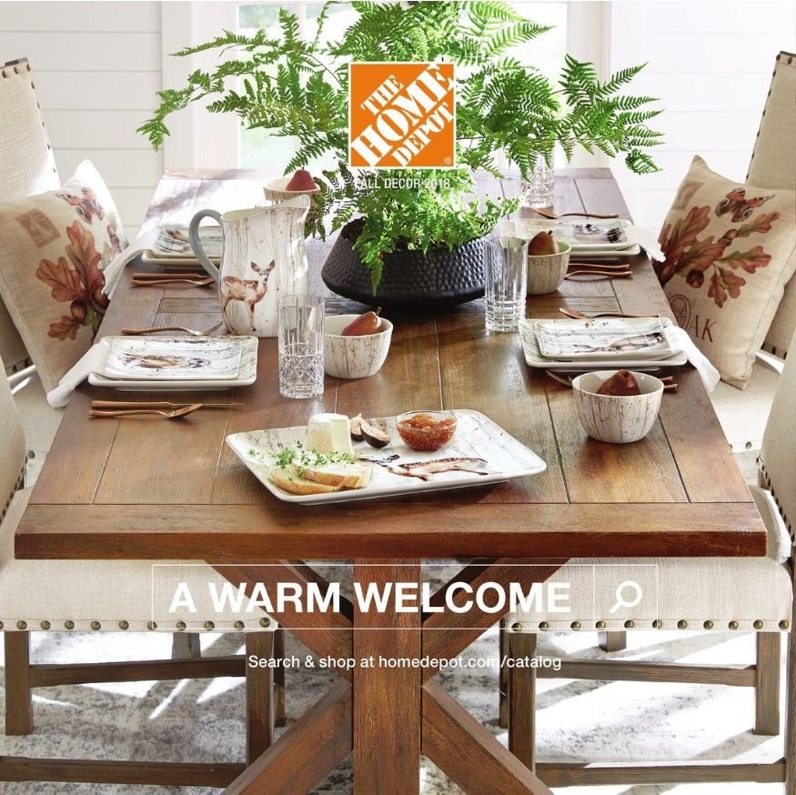 Current ad The Home Depot