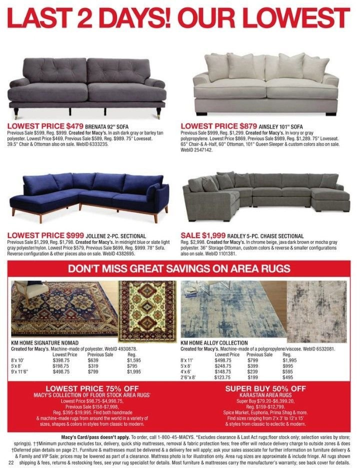 Super Macys Flyer 09 14 2018 09 15 2018 Weekly Ads Us Caraccident5 Cool Chair Designs And Ideas Caraccident5Info