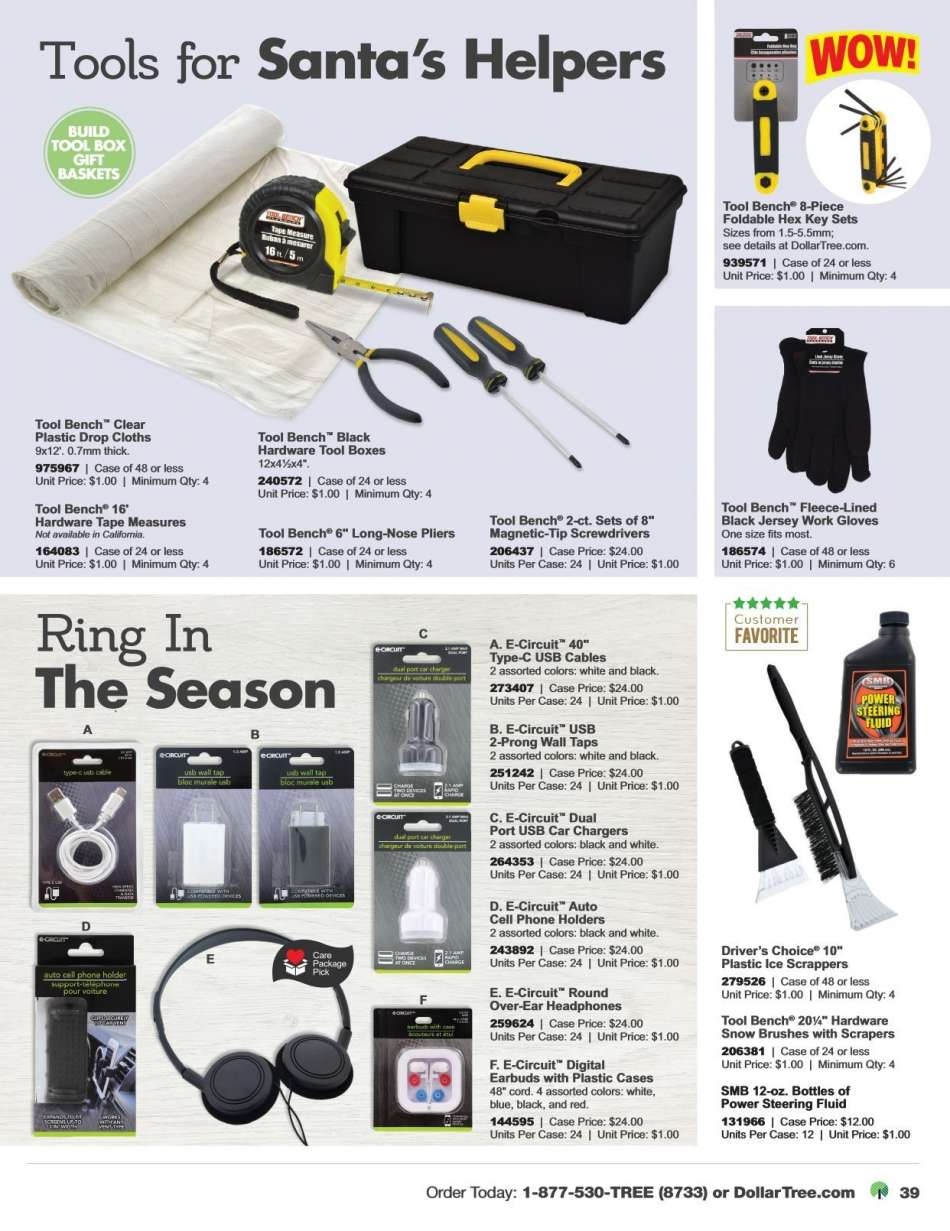 Outstanding Dollar Tree Flyer 10 01 2018 12 31 2018 Weekly Ads Us Caraccident5 Cool Chair Designs And Ideas Caraccident5Info