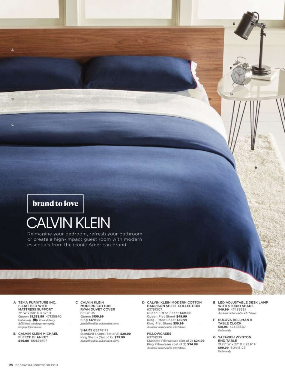 Current Bed Bath And Beyond Flyer 09 27 2018 12 24 2018 Weekly