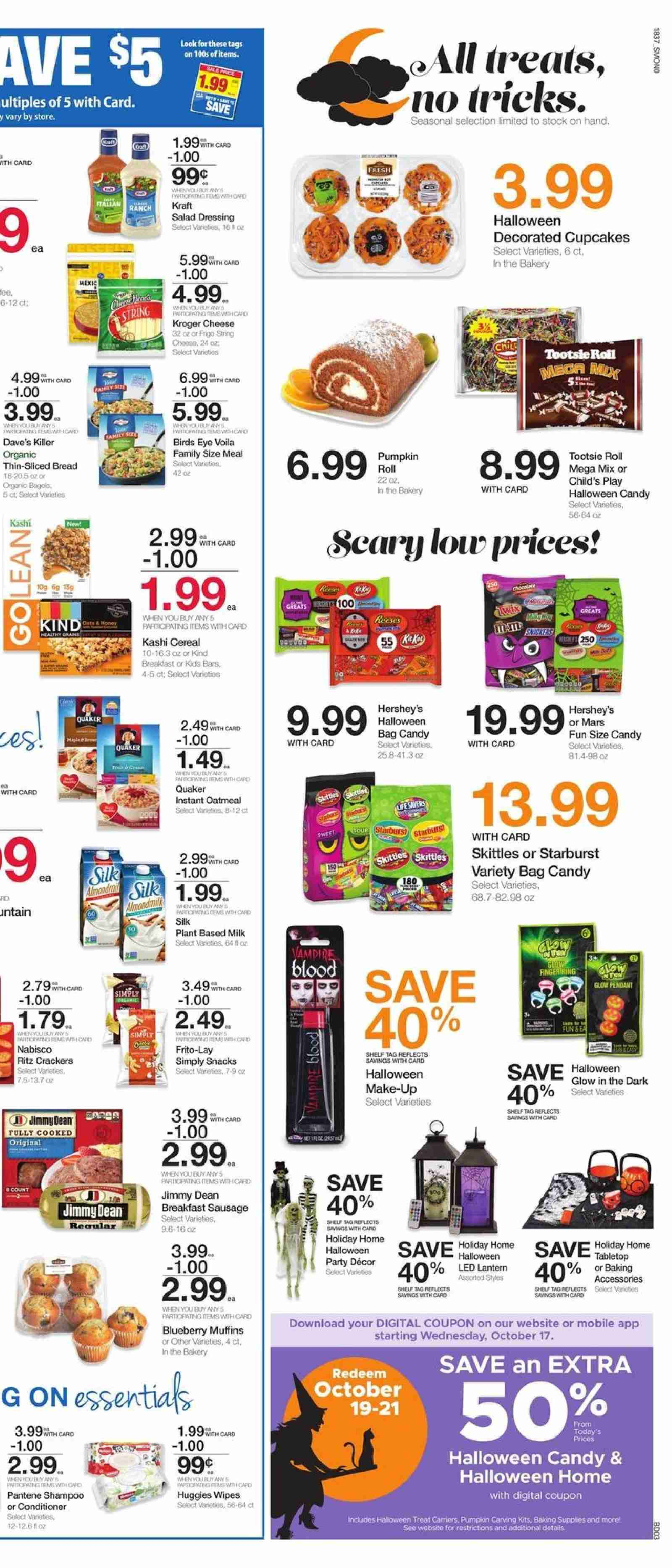 Smith's Flyer  - 10.17.2018 - 10.23.2018. Page 3.
