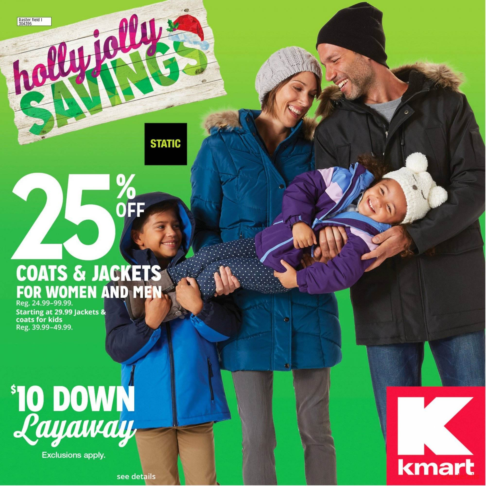 Kmart Flyer  - 11.01.2018 - 11.10.2018. Page 1.