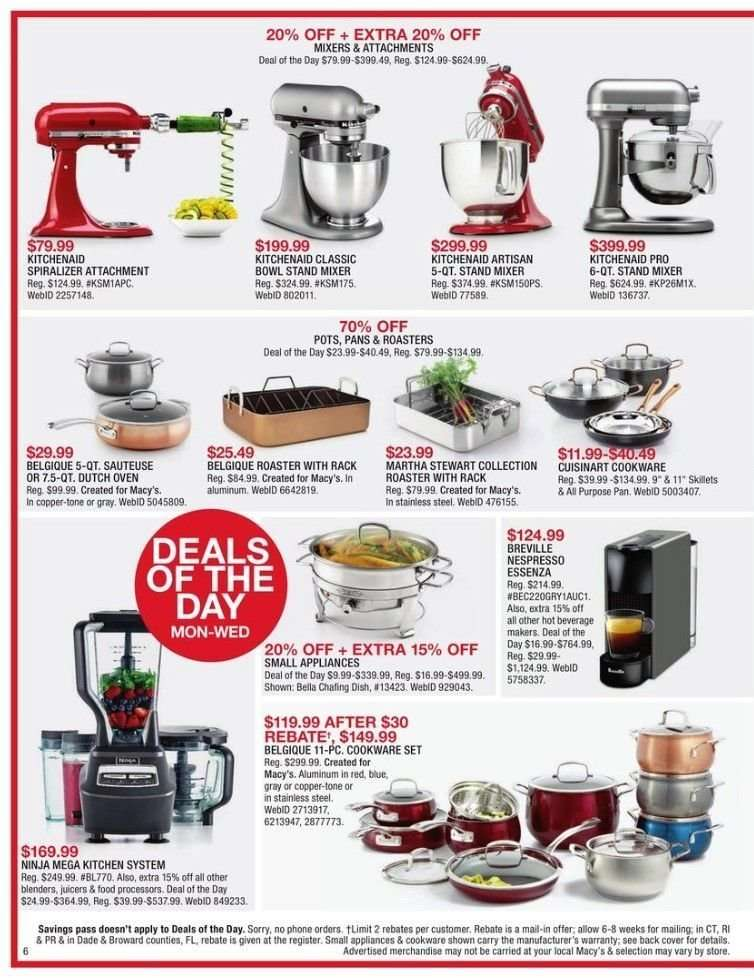 Macy S Flyer 11 12 2018 11 14 2018 Weekly Ads Us