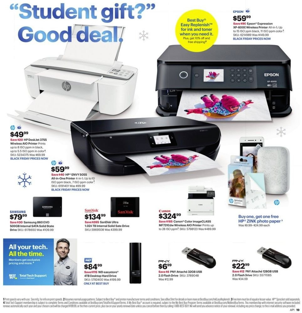 Best Buy Flyer 11 18 2018 11 21 2018 Page 19 Weekly Ads