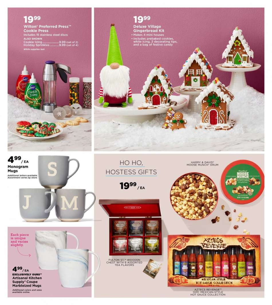 Bed Bath Beyond Flyer 11 09 2018 12 31 2018 Weekly Ads Us