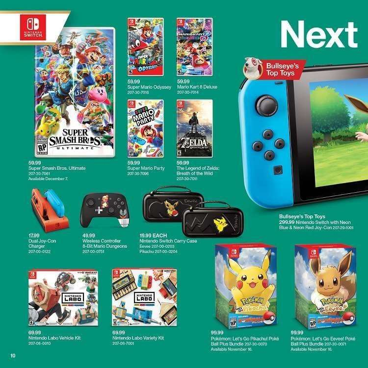Target Flyer 11 22 2018 12 26 2018 Weekly Ads Us