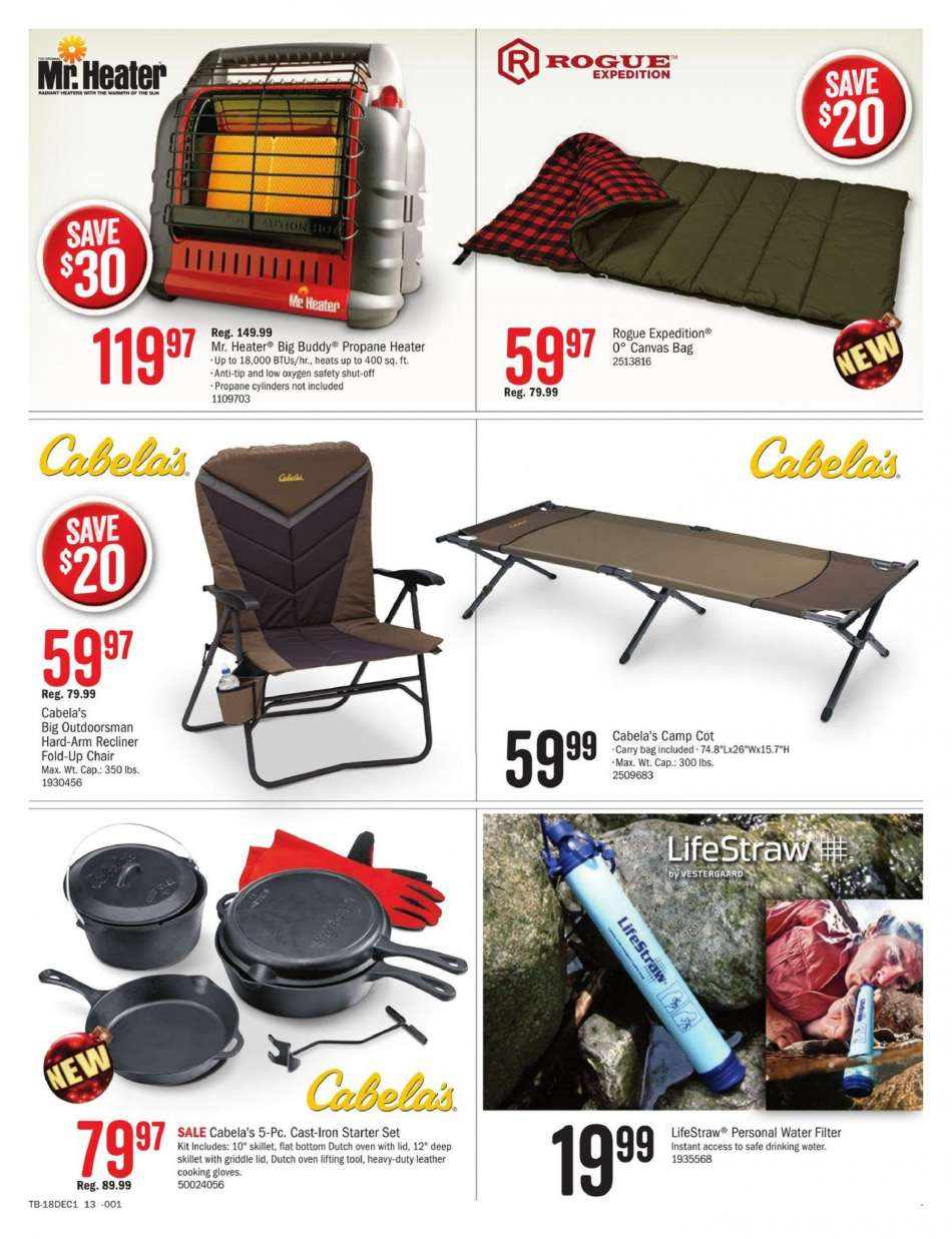 Wondrous Cabelas Flyer 11 26 2018 12 02 2018 Weekly Ads Us Gamerscity Chair Design For Home Gamerscityorg