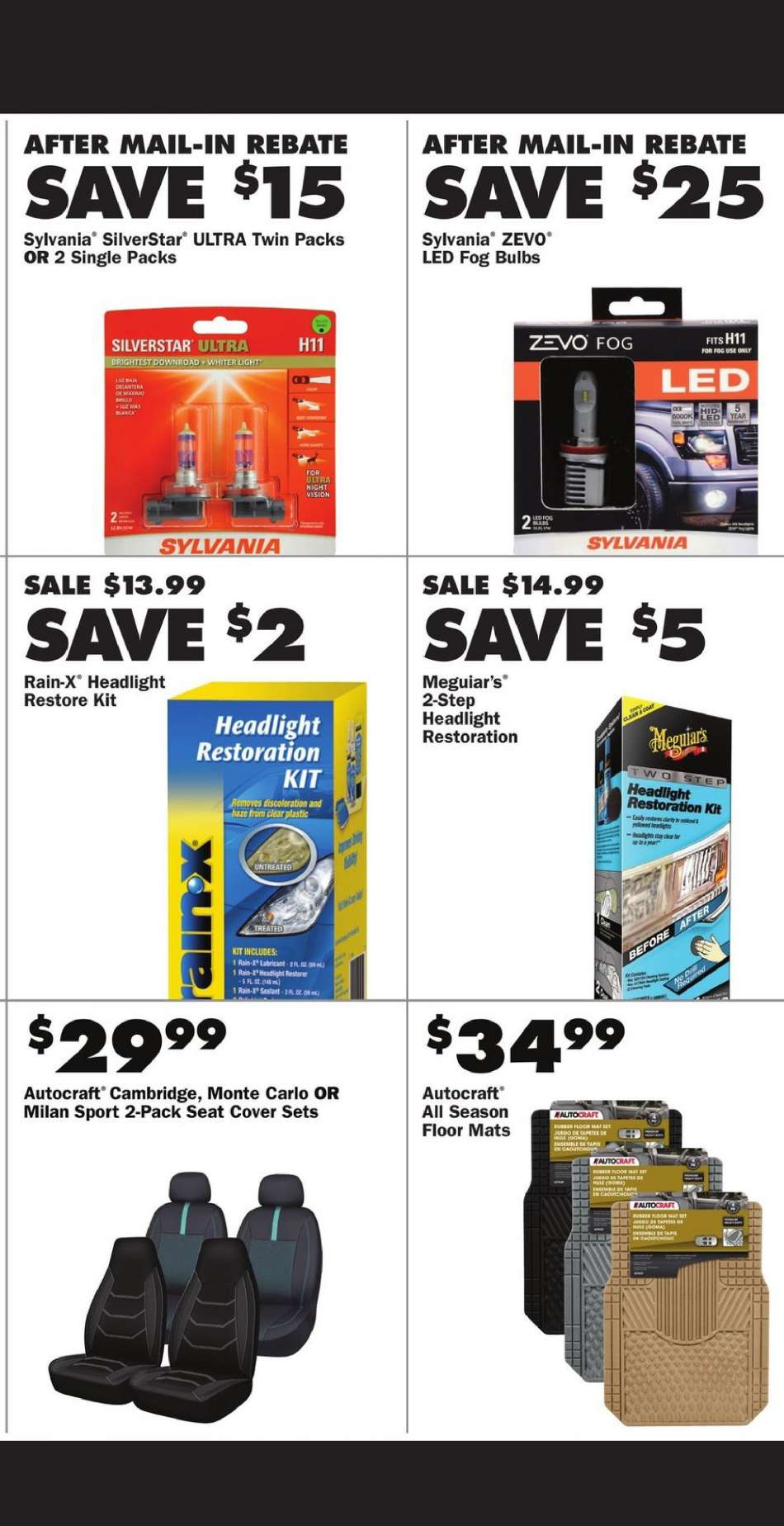 Strange Advance Auto Parts Flyer 11 29 2018 01 02 2019 Weekly Ads Us Squirreltailoven Fun Painted Chair Ideas Images Squirreltailovenorg
