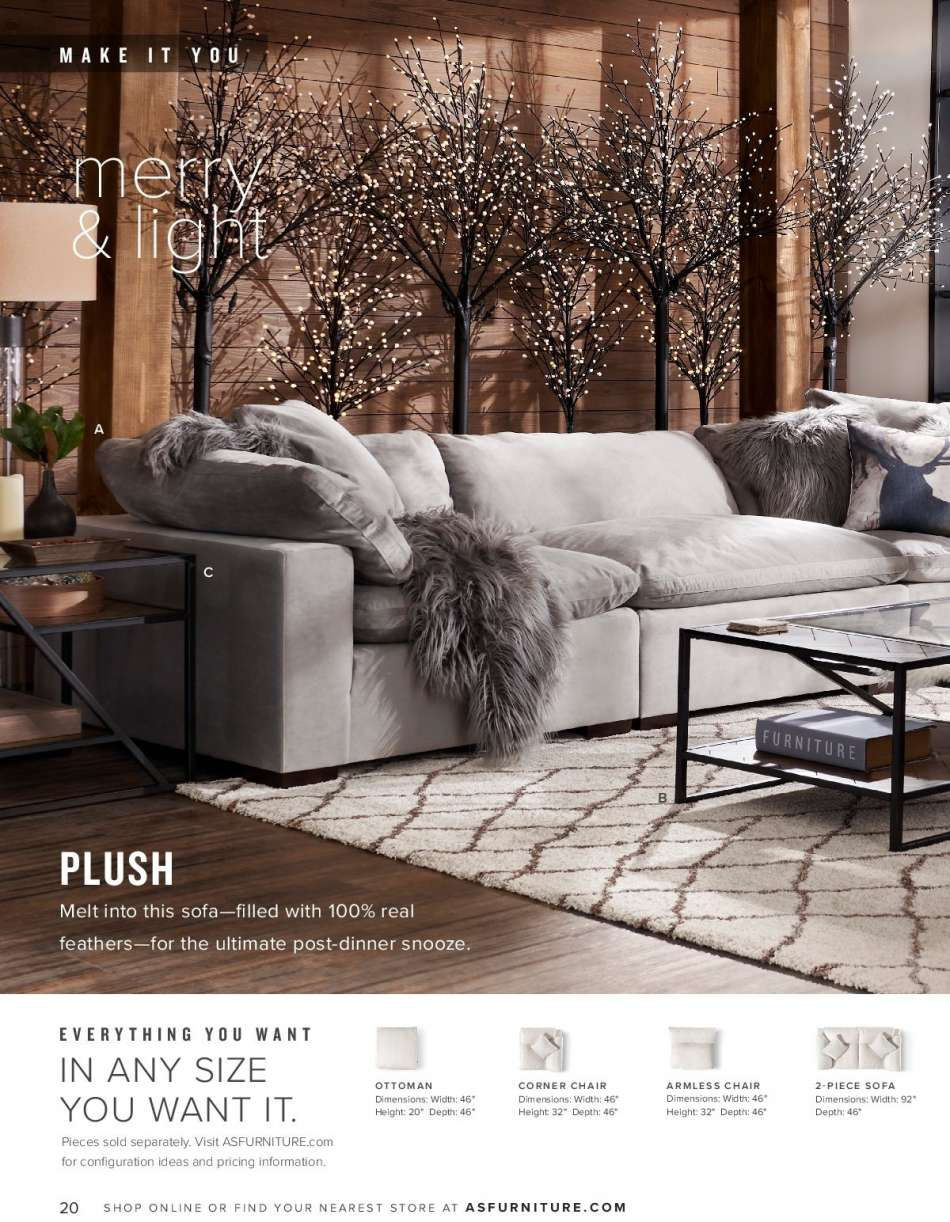 Brilliant American Signature Furniture Flyer Weekly Ads Us Machost Co Dining Chair Design Ideas Machostcouk