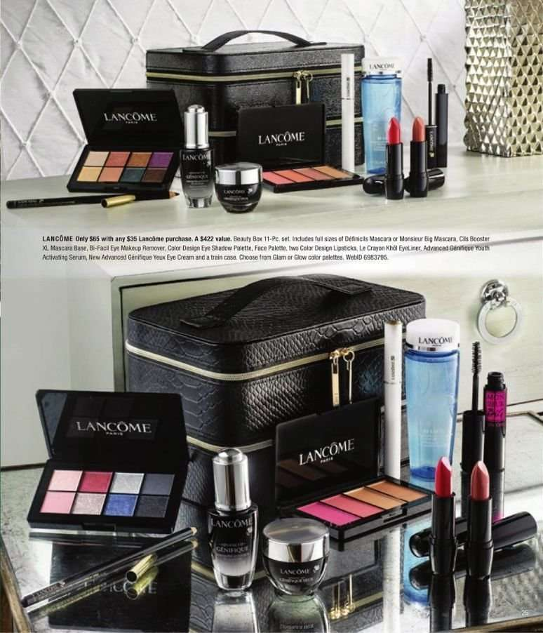 Macy's Flyer - 11.29.2018 - 12.25.2018 - Sales products - beauty box