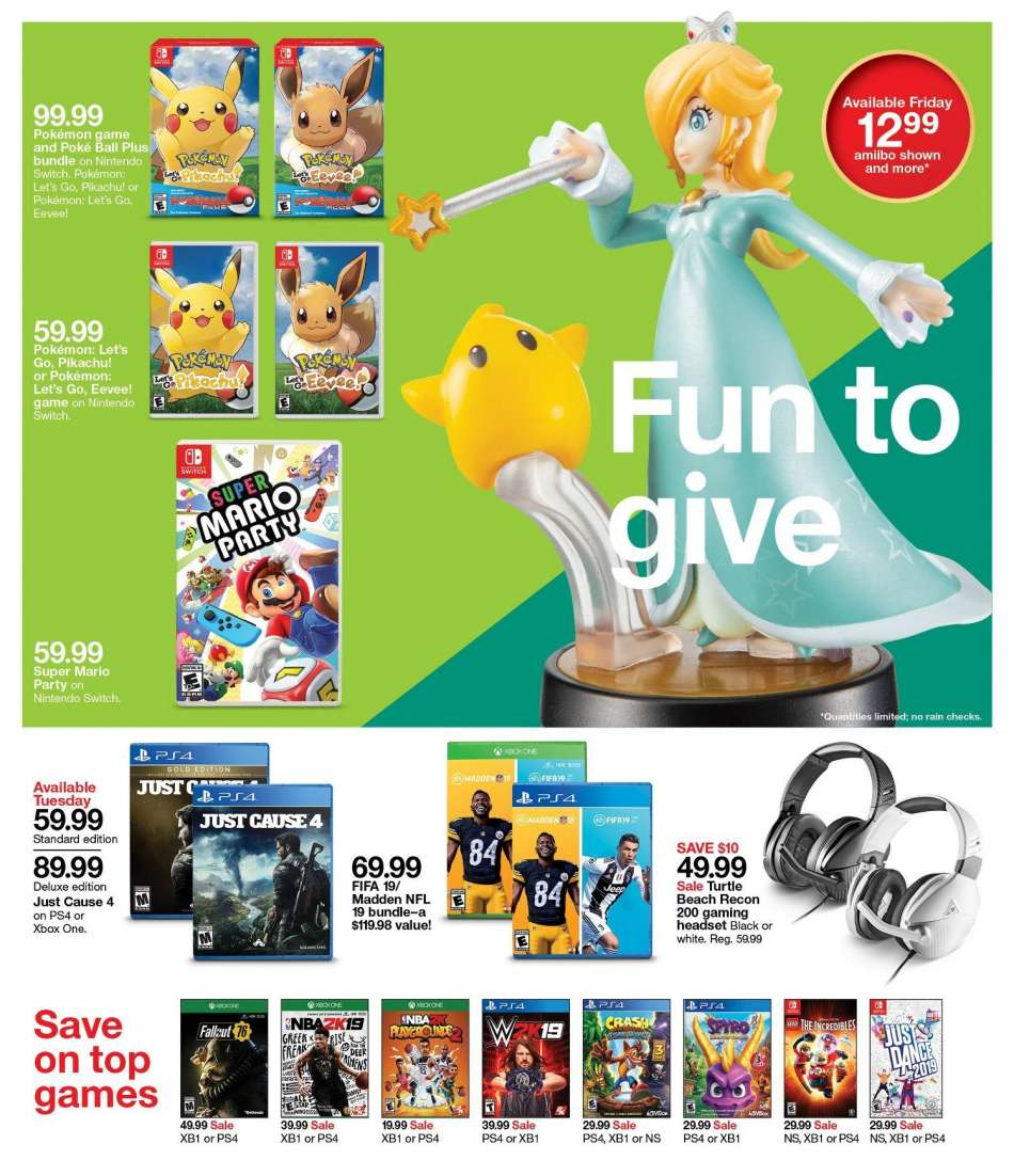 Target flyer 12 02 2018 - 12 08 2018 | Weekly-ads us