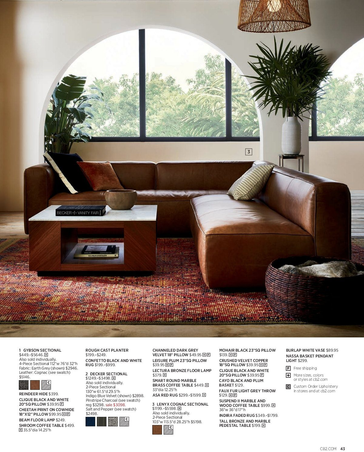 Cb2 Flyer 12 01 2018 12 31 2018 Page 43 Weekly Ads
